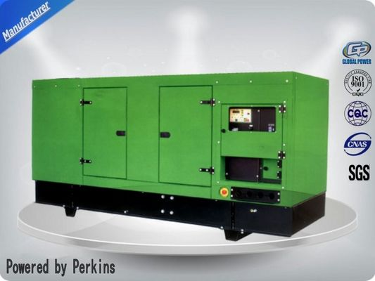 Trung Quốc 300kva Slient Type Industrial Diesel Generators Set With OEM / ISO Certification nhà cung cấp