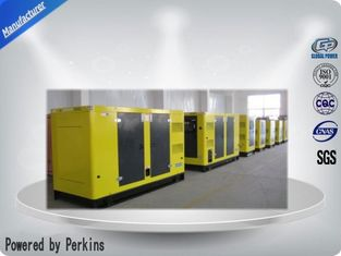Trung Quốc 320KW Canopy Industrial Generator Set Noise Proof Powered By Perkins Engine nhà cung cấp
