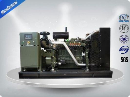 Trung Quốc Open Synchronous Natural Gas Powered Generators 6 Cylinders With Weichai Engine nhà cung cấp