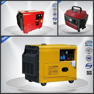 Trung Quốc 2000 Watt Single Phase Gasoline Generator Set Air Cooled Power By Honda Engine nhà cung cấp