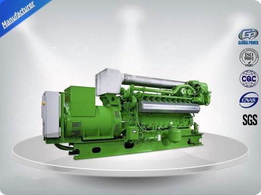 Trung Quốc Brushless Natural Gas  Generator Sets  , Electric starting Natural Gas Generator Sets nhà cung cấp