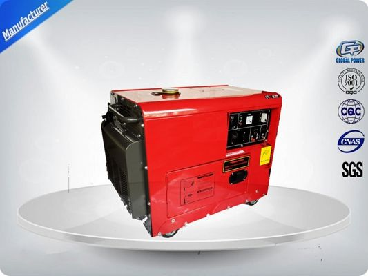 Trung Quốc Noise Proof Gasoline Generator Set 195 Kg 8.5-9.5 Kw / Kva For Commercial nhà cung cấp