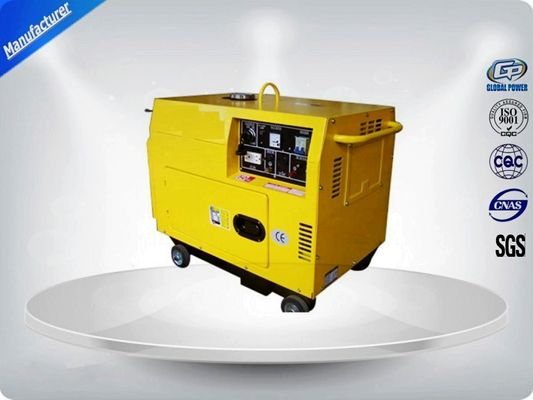 Trung Quốc 2.8-3.2 Kva Quiet Running Portable Generator Set Single Phase 3 Loops Recoil Starter nhà cung cấp