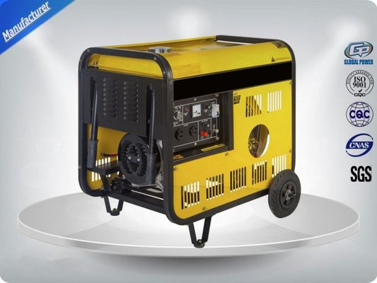 Trung Quốc Gp460 Portable Generator Sets 7.5 Kva ,  26 A Current Single Phase Genset nhà cung cấp