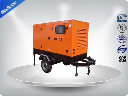 Trung Quốc Water - cooled Mobile Trailer Mounted Generator With Perkins Diesel Engine nhà cung cấp