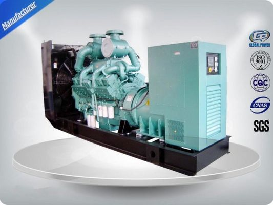 Trung Quốc High Efficiency 3 Phase Gas Generator Set Brushless Support All Power nhà phân phối