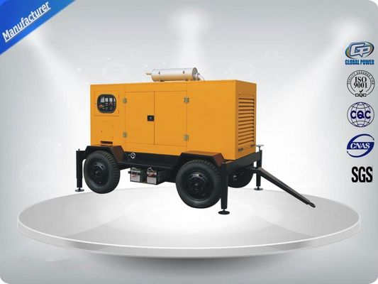 Trung Quốc 144kw / 180kva  Diesel Trailer Generator Easy Moving Powered By Perkins Engine nhà phân phối