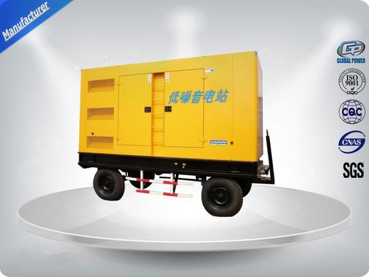 Trung Quốc Electronic Starting Trailer Mounted Generator Water - Cooled With Perkins Engine nhà máy sản xuất