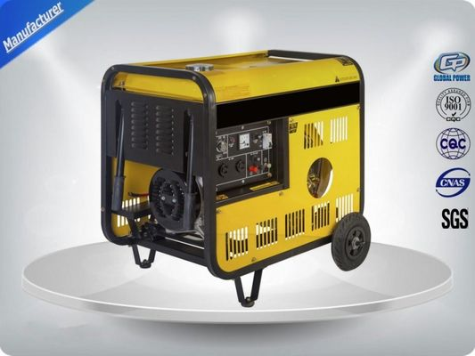 Trung Quốc High Efficiency Single Phase Genset Portable Generator Sets Powered By 7.5kva nhà phân phối
